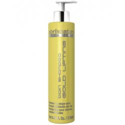 Шампунь со стволовыми клетками для вьющихся волос Abril et Nature Stem Cells Bain Shampoo Gold Lifting 250 ml