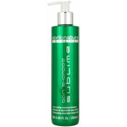 Шампунь восстанавливающий для поврежденных волос Abril et Nature Nutrition Line Bain Shampoo Sublime 250 ml