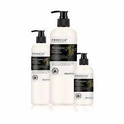 Шампунь восстанавливающий облепиховый для поврежденных  волос FREECIA Sea Berry Revitalizing Shampoo 300 ml