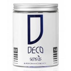 Синий обесцвечивающий крем Sens.us Deco Cream Bleach 500 ml