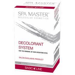 Система для удаления краски с волос Spa Master Decolorant System Gentle Formula & Conditioner 2x110 ml