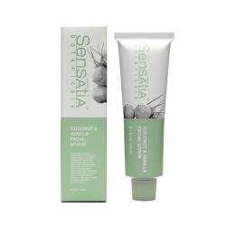 Скраб для лица Кокос и Ваниль Sensatia Botanicals Coconut & Vanilla Facial Scrub 60 ml
