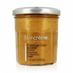 Скраб для тела регенерирующий Икра Blancrème Body Scrab with Regenerating Caviar 175 ml