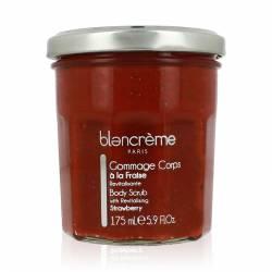 Скраб для тела витаминизирующий Клубника Blancrème Body Scrab with Revitalising Strawberry 175 ml