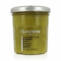 Скраб для тела Зеленый Чай Blancrème Body Scrab with Detoxifying Green Tea 175 ml
