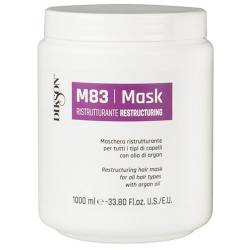 Смягчающая маска с маслом арганы для всех типов волос Dikson M 83 MASK 1 L