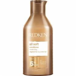 Смягчающий кондиционер для сухих и ломких волос Redken All Soft Conditioner 300 ml