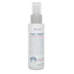 Спрей-тоник для стимуляции роста волос с экстрактом женьшеня Ollin Professional 100 ml