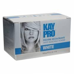 Средство для осветления волос KayPro White Bleaching Powder Dust Free 500 g
