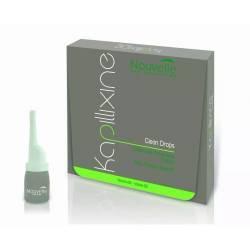 Средство против перхоти с маслом эвкалипта в ампулах Nouvelle Clean Drops 10x10 ml