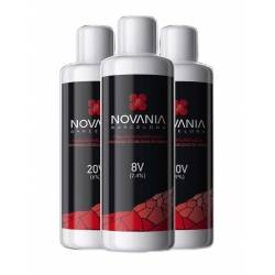 Стабилизированный крем-активатор Novania Barcelona Stabilized Developer Cream 2,4%, 6%, 9%, 12%, 1000 ml