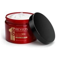 Супер маска для глубокого восстановления поврежденных волос REVLON UNIQONE ALL IN ONE 300 ml