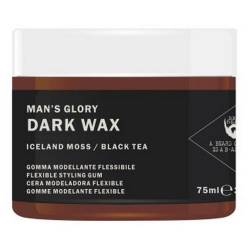 Темный камуфлирующий воск против седины Dear Beard Man's Glory Dark Wax 75 ml