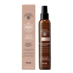 Термозащитное молочко-спрей для гладкости волос Nook Magic Arganoil Disciplining Thermal Milk 150 ml