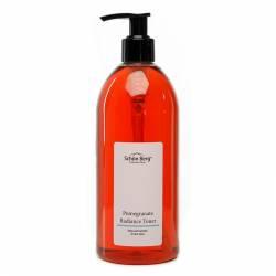 Тоник для сияния кожи с экстрактом граната и смородины Schön Berg Pomegranate Radiance Toner for All Skin Types 300 ml
