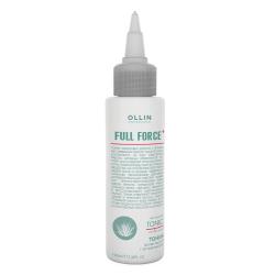 Тоник против перхоти с экстрактом алоэ Ollin Professional 100 ml