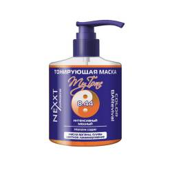 Тонирующая маска 8.44 интенсивный медний Nexxt Professional (intensive copper) 320 ml
