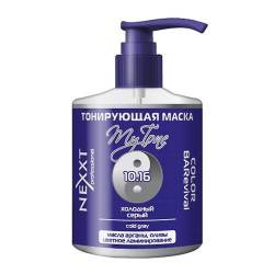 Тонуюча маска 10.16 холодний сірий Nexxt Professional (cold gray) 320 ml