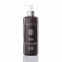 Тонирующая маска для волос (шоколад) Emmebi Illumia Color Mask 300 ml