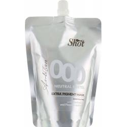 Тонирующая маска Экстра Пигмент 000 нейтральный Shot Ambition Colour Extra Pigment Mask Neutral Pastel 400 ml