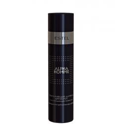 Тонизирующий шампунь с охлаждающим эффектом для волос и тела  ESTEL ALPHA HOMME 250 ml