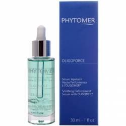 Успокаивающая сыворотка для лица с олигомерами Phytomer Oligoforce Soothing Enforcement Serum With Oligomer 30 ml