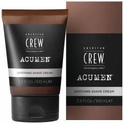 Успокаивающий крем для бритья American Crew Acumen Soothing Shave Cream 100 ml