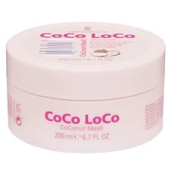 Увлажняющая маска с кокосовым маслом Lee Stafford Coco Loco Coconut Mask 200 ml