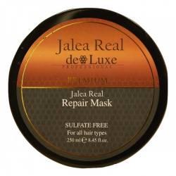 Увлажняющая маска с маточным молочком De Luxe Jalea Real Premium Repair Mask 250 ml