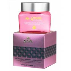 Увлажняющий крем для окрашенных волос Angel Professional Color Protect Hydration Cream (Leave In) 200 ml