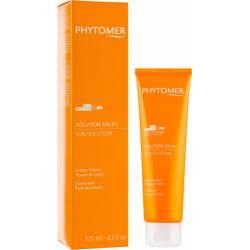 Увлажняющий солнцезащитный крем для лица и тела Phytomer Moisturising Sun Cream Sunscreen Face and Body SPF 15, 125 ml