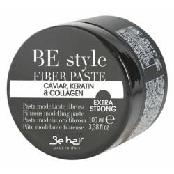 Волокнистая паста Be Hair Be Style Fiber Paste With Caviar, Keratin And Collagen 100 ml
