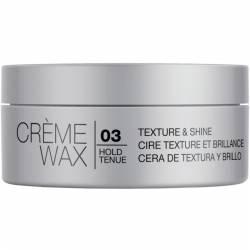 Віск для текстури і блиску легкої фіксації (фіксація 03) Joico Style and Finish Creme Wax Hold 03, 60 ml