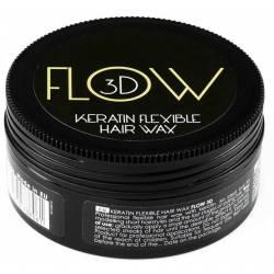 Воск для волос с кератином Stapiz Flow 3D Keratin Flexible Hair Wax 100 ml