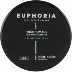 Воск для волос сильной фиксации Dott. Solari Euphoria Fiber Pomade 100 ml