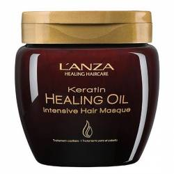Восстанавливающая маска для волос L'anza Keratin Healing Oil Intensive Hair Masque 210 ml