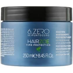 Восстанавливающая маска для волос 6. Zero Seipuntozero Hairzoe Restorative Maintenance Mask 250 ml