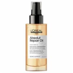 Восстанавливающее масло для поврежденных волос L'Oreal Professionnel Absolut Repair Serie Expert 10 in 1 Oil 90 ml