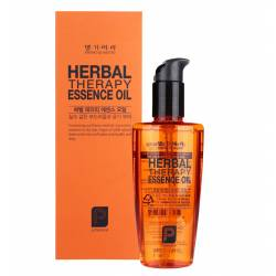 Восстанавливающее масло для волос на основе лекарственных трав Daeng Gi Meo Ri Herbal Therapy 140 ml