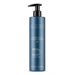 Восстанавливающий базовый крем для волос 6. Zero Seipuntozero Hairzoe Base Cream 500 ml