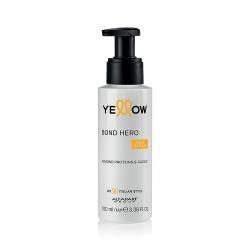 Восстанавливающий и укрепляющий бустер для волос Alfaparf Yellow Repair Bond Hero 100 ml