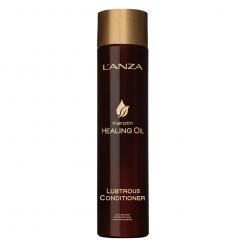 Восстанавливающий кондиционер с кератиновым эликсиром L'anza Keratin Healing Oil Lustrous Conditioner 250 ml