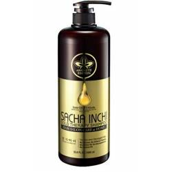 Восстанавливающий шампунь Daeng Gi Meo Ri Sacha Inchi Gold Therapy Shampoo 1000 ml