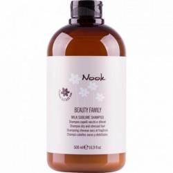 Выравнивающий и разглаживающий шампунь Nook Beauty Family Sweet Relax Shampoo 500 ml