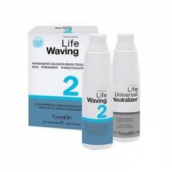 Биозавивка для волос (поврежденные) FarmaVita Life Waving 2, 2х110 ml