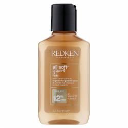 Аргановое масло для сухих и ломких волос Redken All Soft Argan-6 Multi-Care Oil 111 ml