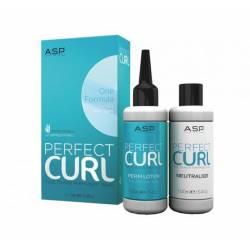 Завивка для нормального волосся Affinage Perfect Curl 2x100 ml