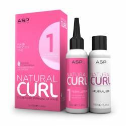 Завивка для фарбованого волосся Натуральний локон Affinage Natural Curl 2x100 ml