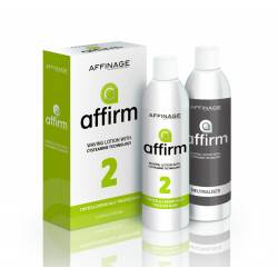 Завивка для тонких и окрашенных волос Affinage Affirm 2 Tinted & Chemically Treated Hair 2x210 ml