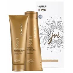 Звездный набор для восстановления волос Joico Stars of JOI K-Pak SH+IHR (300 ml+250 ml)